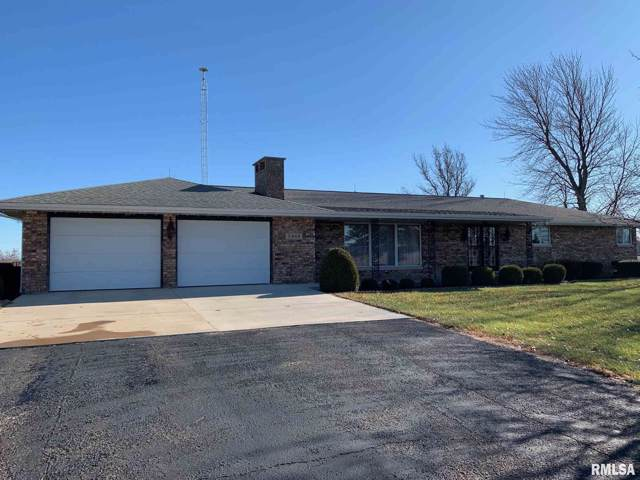 7468 Hopedale Road, Hopedale, IL 61747 (#PA1211079) :: The Bryson Smith Team