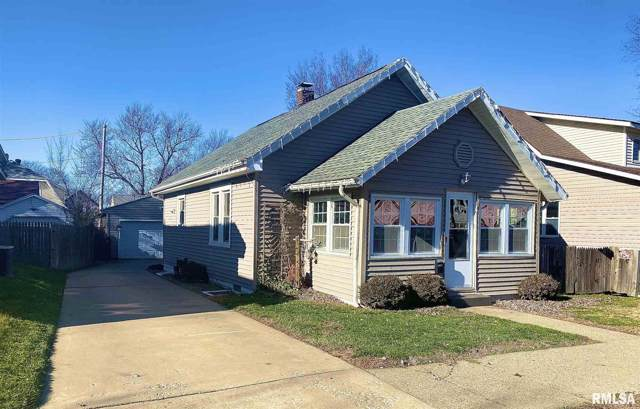 1409 S 4TH Street, Pekin, IL 61554 (#PA1211084) :: Adam Merrick Real Estate
