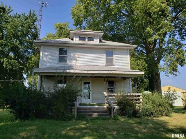 37750 E Cr 700 N Road, Mason City, IL 62664 (#CA996847) :: Killebrew - Real Estate Group