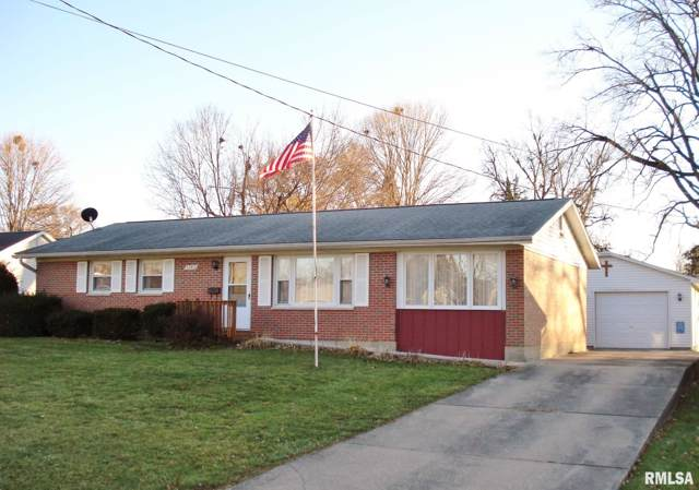1242 W Grove Street, Galesburg, IL 61401 (#CA996857) :: Adam Merrick Real Estate