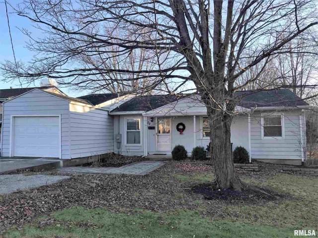 402 W Hill Street, Eureka, IL 61530 (#PA1211106) :: Adam Merrick Real Estate
