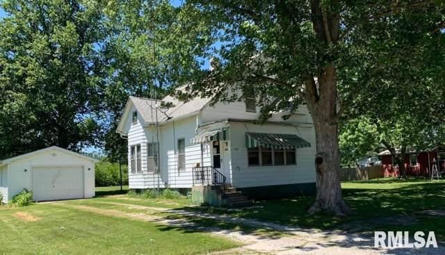 215 N Wilson Street, Girard, IL 62640 (#CA996859) :: Adam Merrick Real Estate