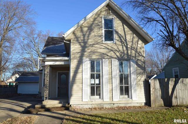 1009 Henrietta Street, Pekin, IL 61554 (#PA1211117) :: Killebrew - Real Estate Group