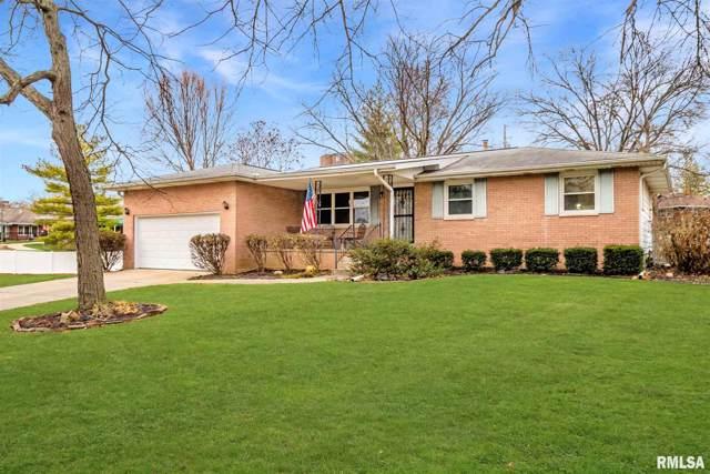 3532 N Elmcroft Terrace, Peoria, IL 61604 (#PA1211122) :: Adam Merrick Real Estate