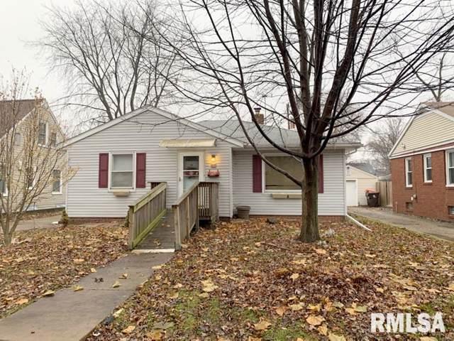 917 E Fairoaks Avenue, Peoria, IL 61603 (#PA1211124) :: Adam Merrick Real Estate