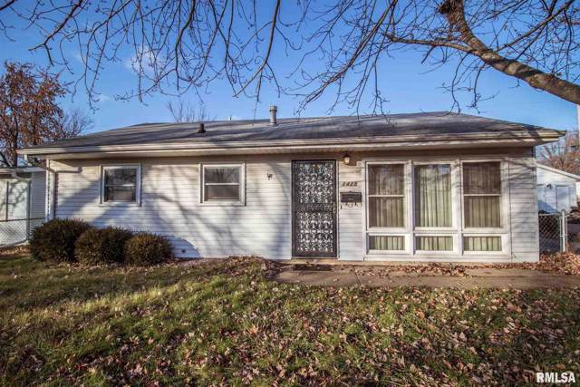 1425 Bellaire Street, Pekin, IL 61554 (#PA1211129) :: Adam Merrick Real Estate