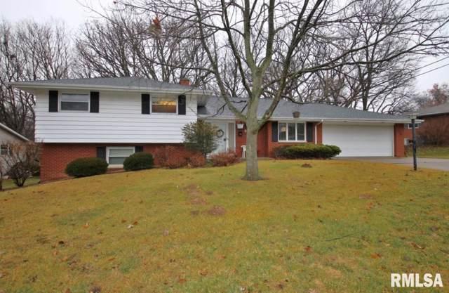 2813 W Parkwood Drive, Peoria, IL 61614 (#PA1211140) :: Adam Merrick Real Estate