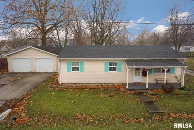 210 Cemetary Road, Virden, IL 62690 (#CA996900) :: Adam Merrick Real Estate