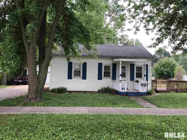 314 N Sherman Street, Girard, IL 62640 (#CA996908) :: Adam Merrick Real Estate
