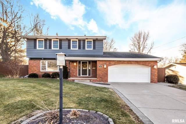 604 Eilers Court, Washington, IL 61571 (#PA1211157) :: Adam Merrick Real Estate