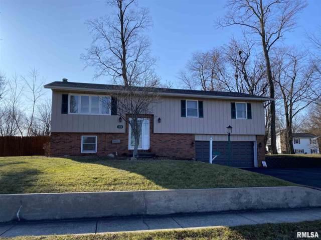 1718 W Losey Street, Galesburg, IL 61401 (#CA996922) :: Adam Merrick Real Estate