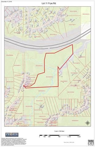 Lot 11 Frye Road, Peoria, IL 60615 (#PA1211164) :: Adam Merrick Real Estate