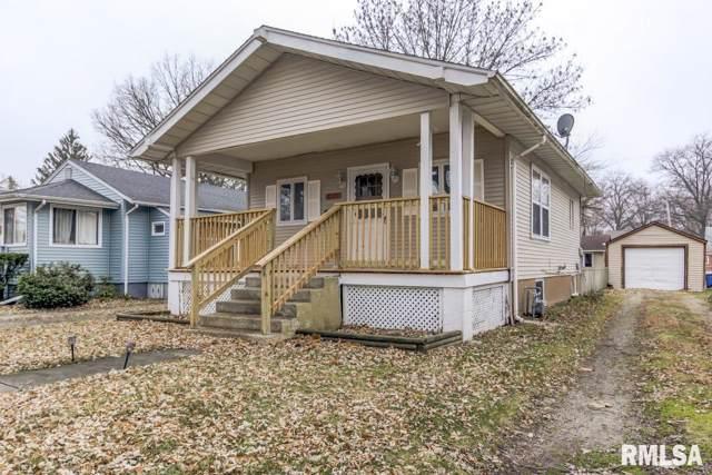 2121 Holmes Road, Springfield, IL 62704 (#CA996923) :: Adam Merrick Real Estate