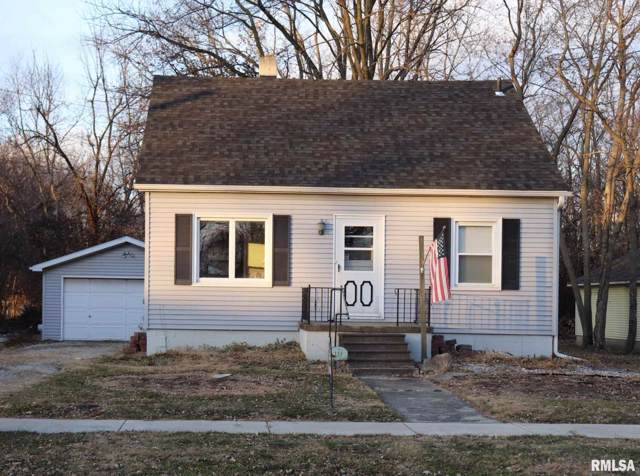 133 E Dodds Street, Divernon, IL 62530 (#CA996925) :: Adam Merrick Real Estate