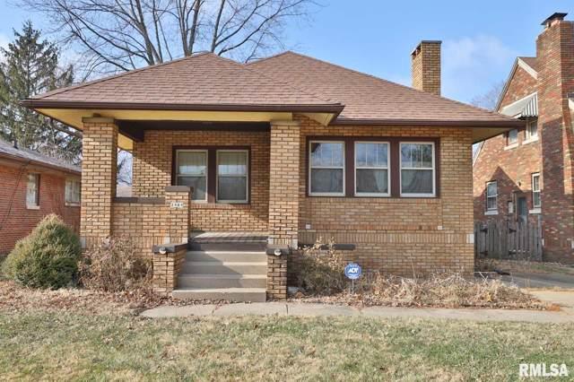 2909 N Sheridan Road, Peoria, IL 61604 (#PA1211199) :: Adam Merrick Real Estate