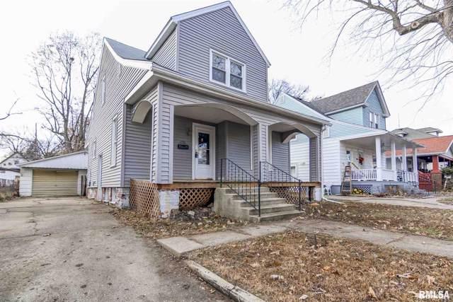 2351 S 10TH Street, Springfield, IL 62703 (#CA996950) :: Paramount Homes QC