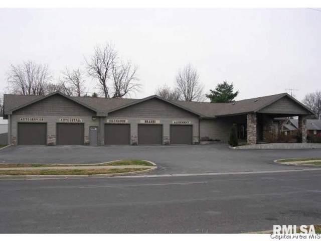 948 N Main, Jacksonville, IL 62650 (#CA996974) :: Paramount Homes QC