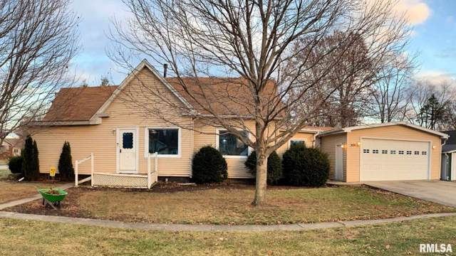 306 N Jackson Road, New Berlin, IL 62670 (#CA996992) :: Killebrew - Real Estate Group