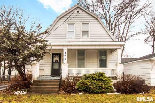 2513 N Maryland Street, Peoria, IL 61603 (#PA1211310) :: Paramount Homes QC