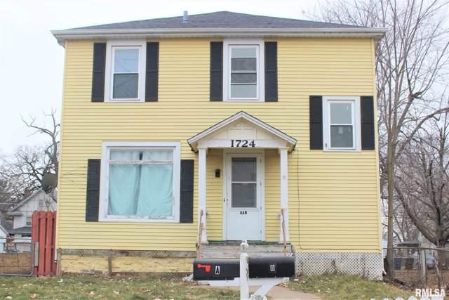 1724 Farnam Street, Davenport, IA 52803 (#QC4208187) :: Paramount Homes QC