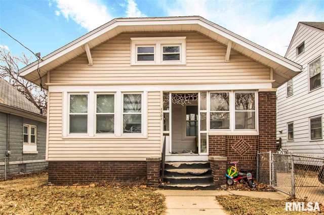 1101 E Virginia Avenue, Peoria, IL 61603 (#PA1211316) :: Paramount Homes QC
