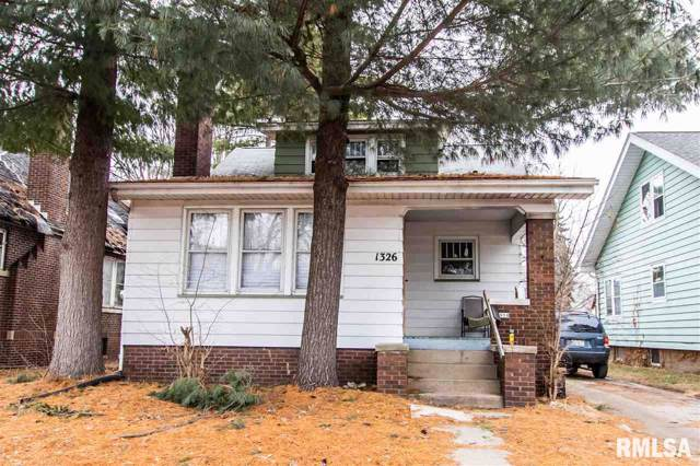 1326 N Bourland Avenue, Peoria, IL 61606 (#PA1211321) :: Paramount Homes QC