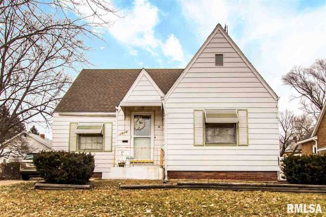 2010 N Dechman Avenue, Peoria, IL 61603 (#PA1211323) :: Paramount Homes QC