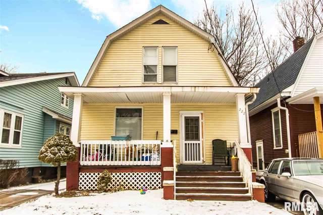 222 W Virginia Avenue, Peoria, IL 61603 (#PA1211338) :: Paramount Homes QC