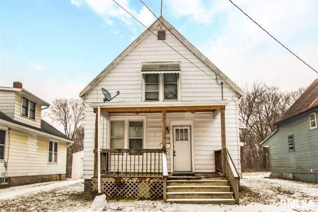 2706 Springdale Avenue, Peoria, IL 61603 (#PA1211340) :: Paramount Homes QC