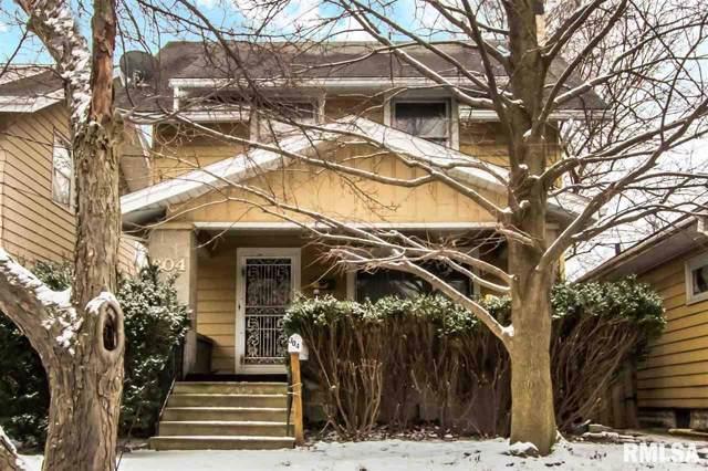 304 E Frye Avenue, Peoria, IL 61603 (#PA1211341) :: Paramount Homes QC