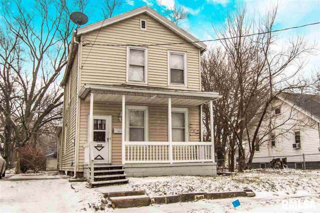 210 E Maywood Avenue, Peoria, IL 61610 (#PA1211349) :: Paramount Homes QC