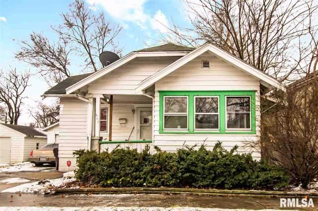 608 W Gift Avenue, Peoria, IL 61603 (#PA1211353) :: Paramount Homes QC