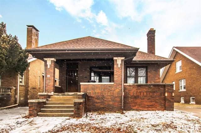 705 W Eleanor Avenue, Peoria, IL 61603 (#PA1211354) :: Paramount Homes QC