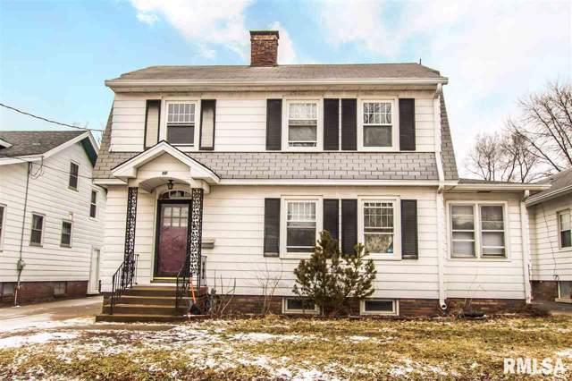 801 E Virginia Avenue, Peoria, IL 61603 (#PA1211355) :: Paramount Homes QC