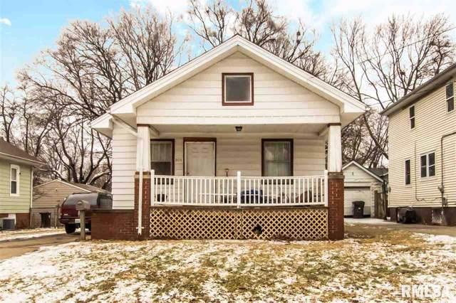 805 W Willcox Avenue, Peoria, IL 61603 (#PA1211356) :: Paramount Homes QC