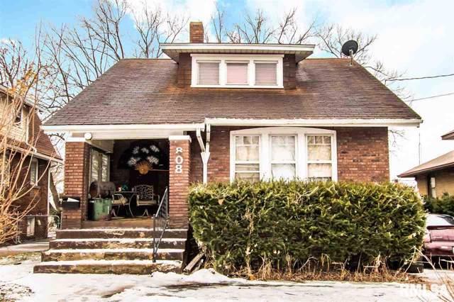 808 W Hanssler Street, Peoria, IL 61603 (#PA1211357) :: Paramount Homes QC