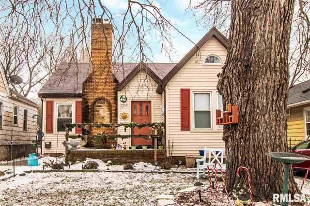 726 W Maywood Avenue, Peoria, IL 61604 (#PA1211369) :: Paramount Homes QC