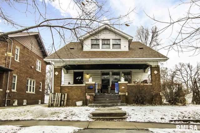 817 E Nebraska Avenue, Peoria, IL 61603 (#PA1211370) :: Paramount Homes QC