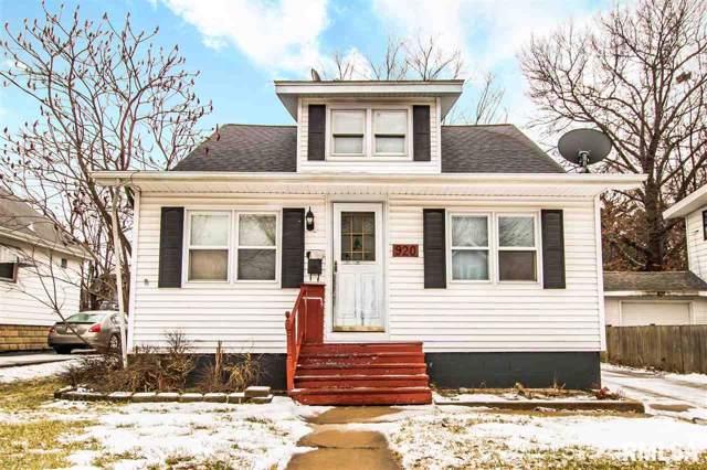 920 W Hanssler Place, Peoria, IL 61604 (#PA1211372) :: Paramount Homes QC