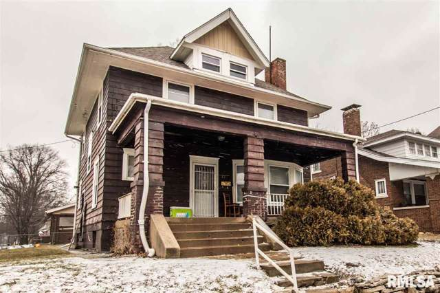 237 W Virginia Avenue, Peoria, IL 61604 (#PA1211385) :: Paramount Homes QC