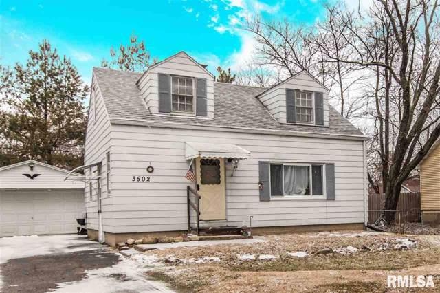 3502 N El Vista Street, Peoria, IL 61604 (#PA1211387) :: Paramount Homes QC