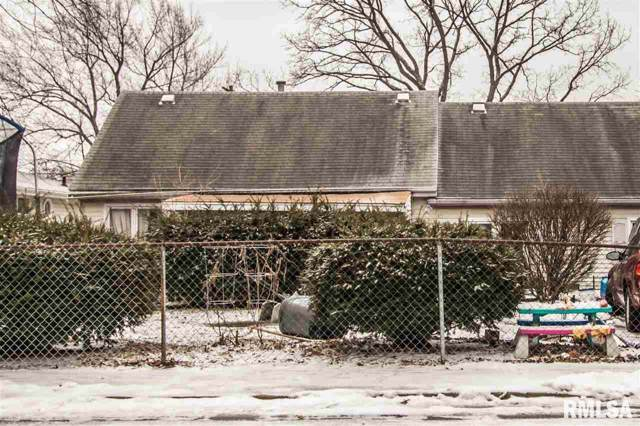 922 E London Avenue, Peoria Heights, IL 61603 (#PA1211390) :: Adam Merrick Real Estate