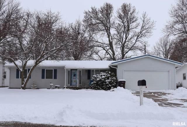 1213 Commanche Road, Auburn, IL 62615 (#CA997032) :: Killebrew - Real Estate Group