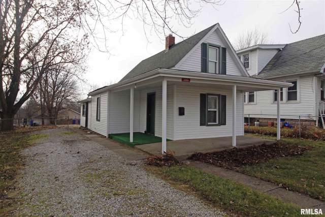 1006 E Sciota Avenue, Peoria Heights, IL 61616 (#PA1211542) :: Adam Merrick Real Estate