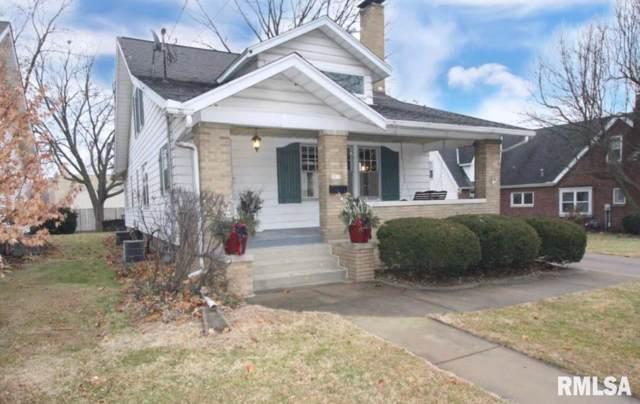 2316 N Linn Street, Peoria, IL 61604 (#PA1211571) :: Paramount Homes QC