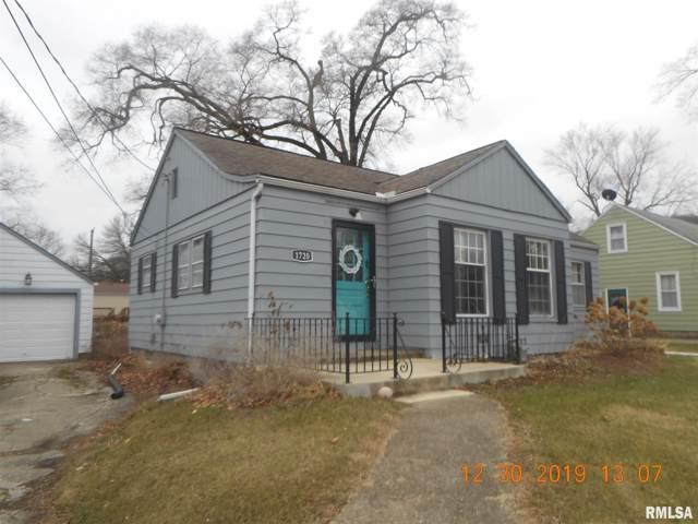 1720 E Terrace View Avenue, Peoria Heights, IL 61616 (#PA1211581) :: Adam Merrick Real Estate
