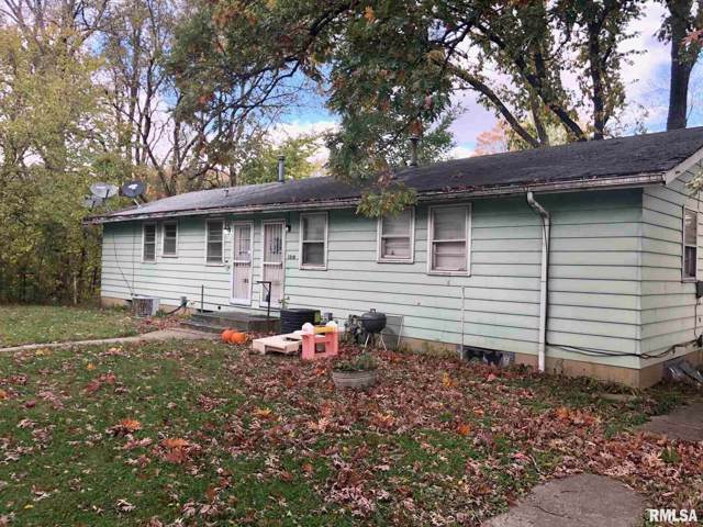 1216-1218 25TH Street, Rock Island, IL 61201 (#QC4208505) :: Paramount Homes QC