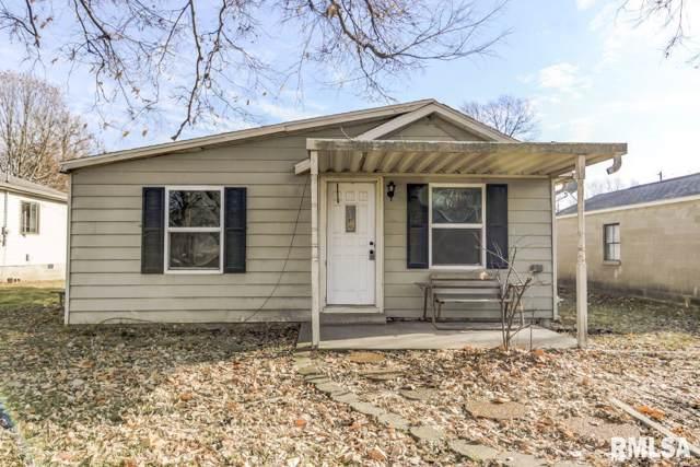 703 N 5TH Street, Auburn, IL 62615 (#CA997268) :: Killebrew - Real Estate Group