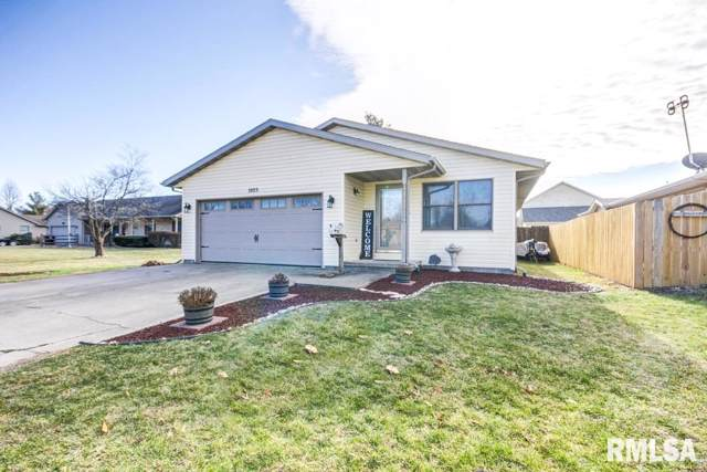 1023 Van Buren Street, Auburn, IL 62615 (#CA997324) :: Killebrew - Real Estate Group