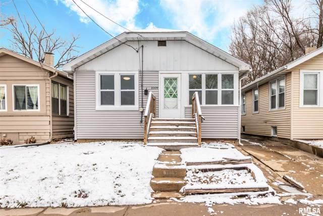 1009 E Lake Avenue, Peoria Heights, IL 61616 (#PA1211794) :: Adam Merrick Real Estate